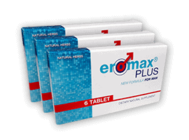 Potenzmittel eromaxplus 4 boxes