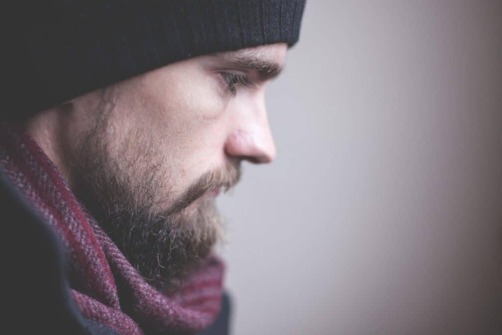 A férfiklimax pszichológiai tünetekkel is járhat.